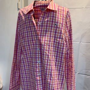 Vineyard Vines Tops - Vineyard Vines gingham check